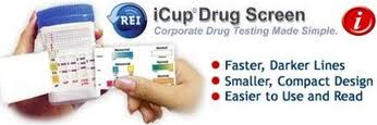 iCup Drug Screen 5 Panel Drug Test Cup