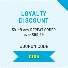 Loyalty Discount for repeat orders